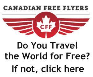 Canadian Travel Hacking