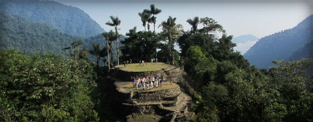Finding Colombia's Lost City