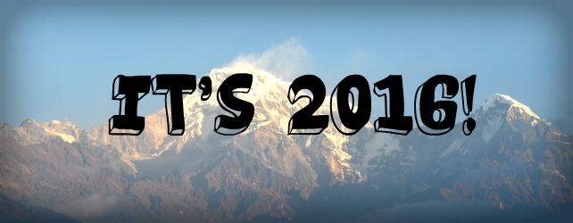 My 2015 Annual Review and Roadmap for 2016