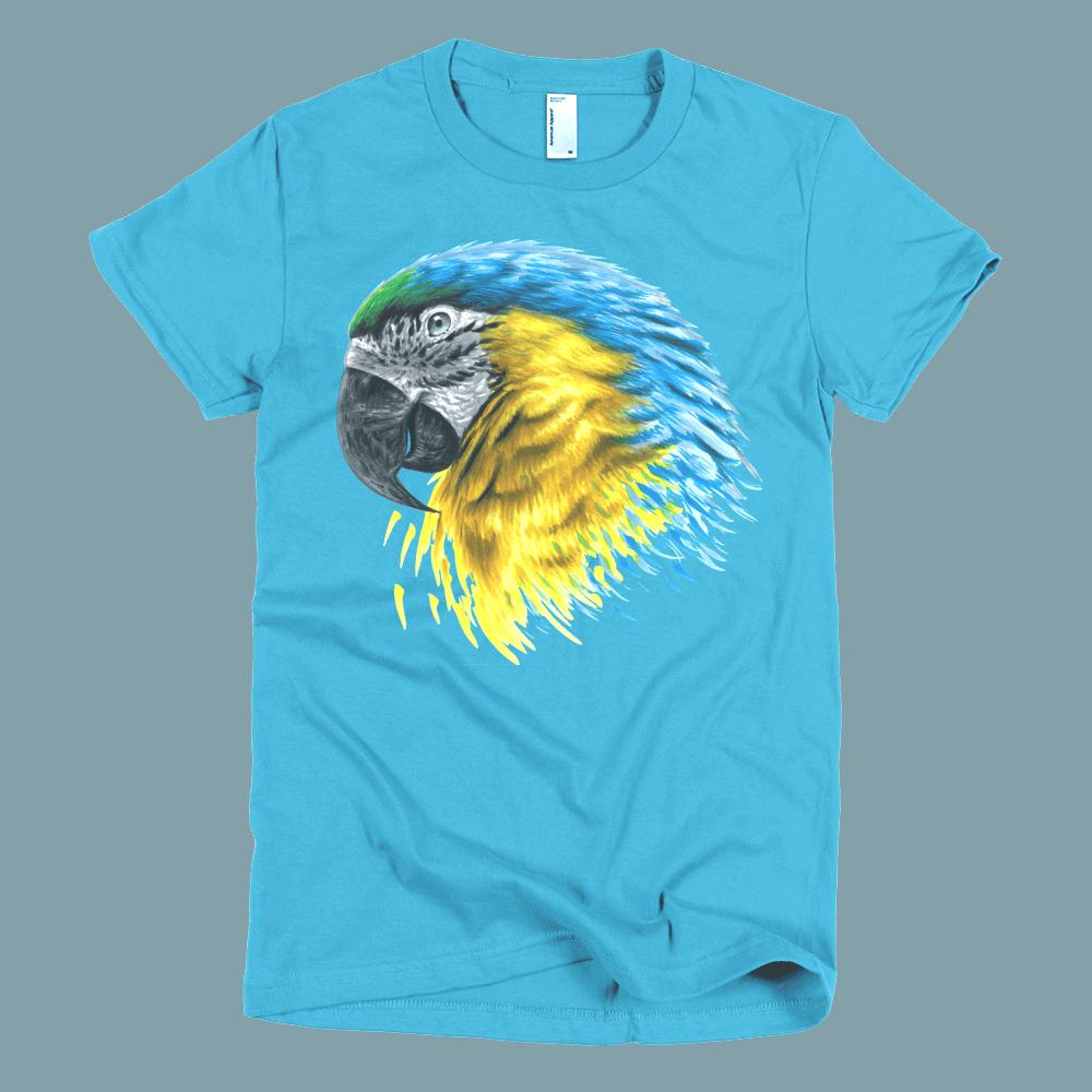 Coz Apparel Macaw