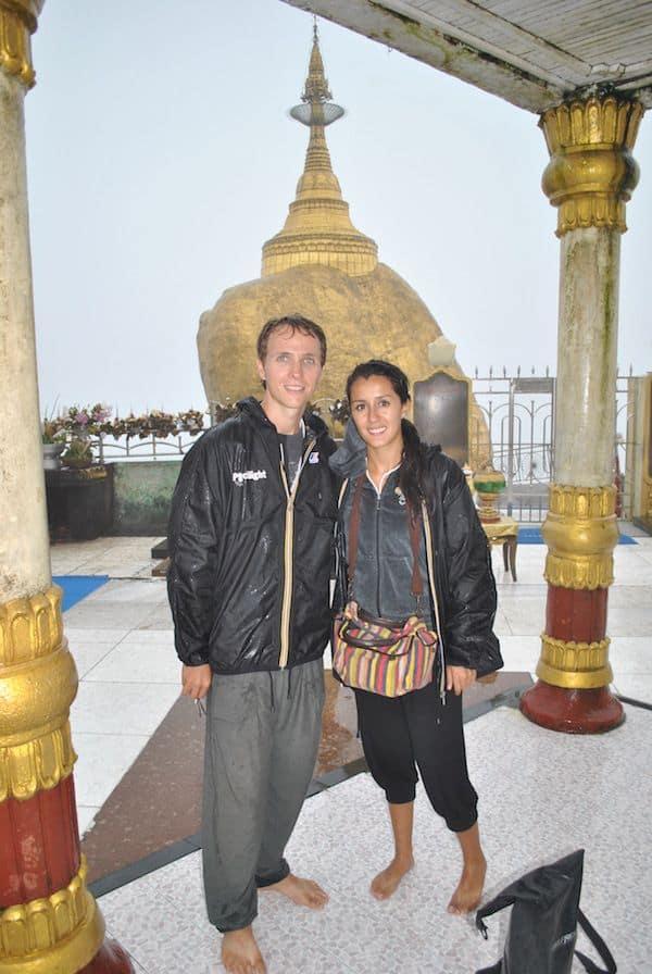 Golden Rock Myanmar