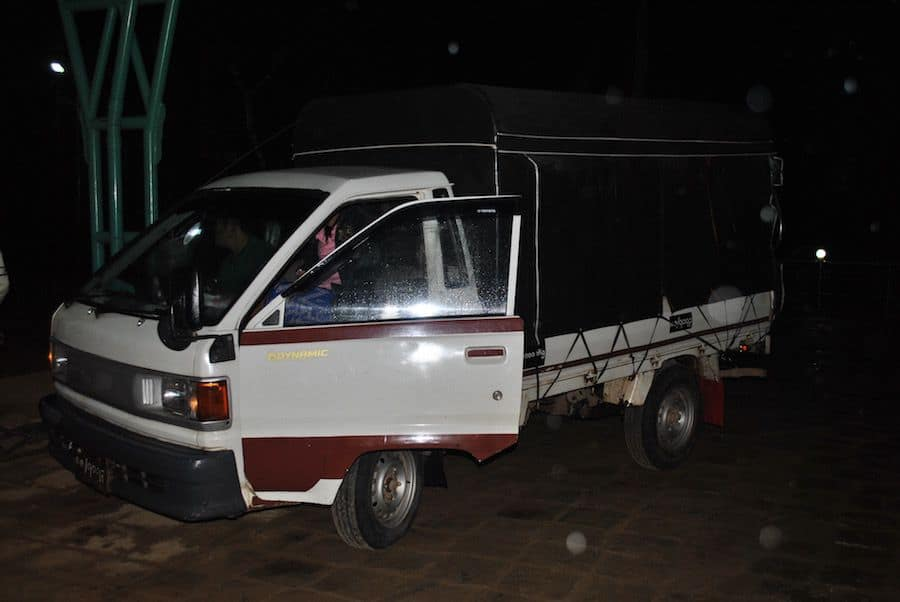 Bago Myanmar Transportation