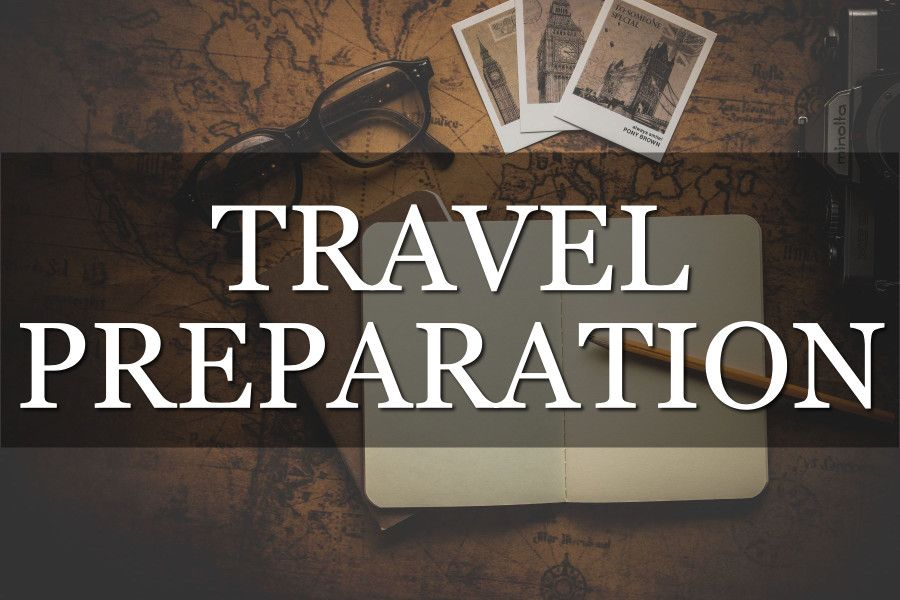 How to Prepare for Travel