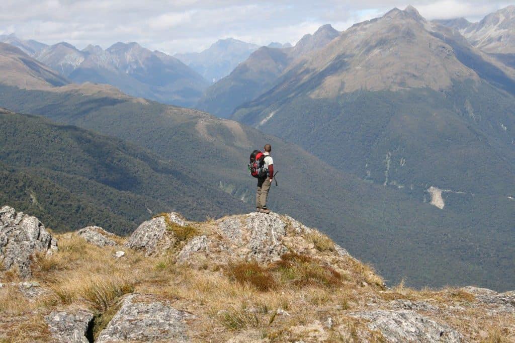 Routeburn Track New Zealand