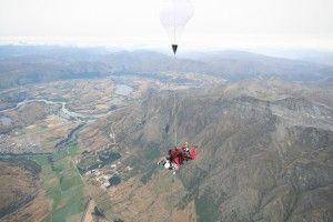 Skydiving in Queenstown New Zealand