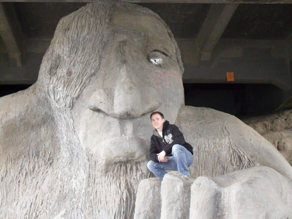 The Famous Troll of Seattle