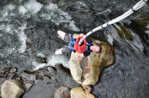 bungy jumping amboy washington, portland, world domination summit matt bailey
