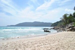 Long beach, perhentian islands