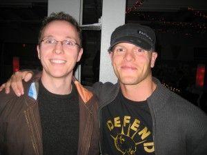 Tim Ferriss and Matthew G Bailey