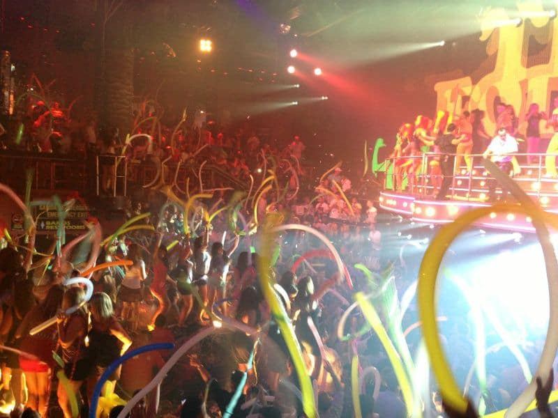 Best parties in cancun mexico