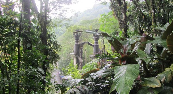 Edward James Castle xilitla