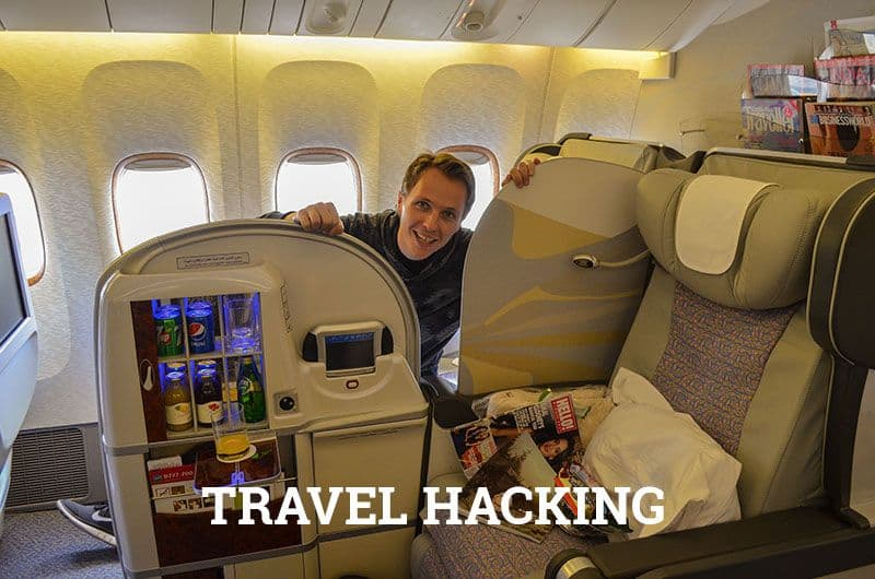 how to be a travel hacker
