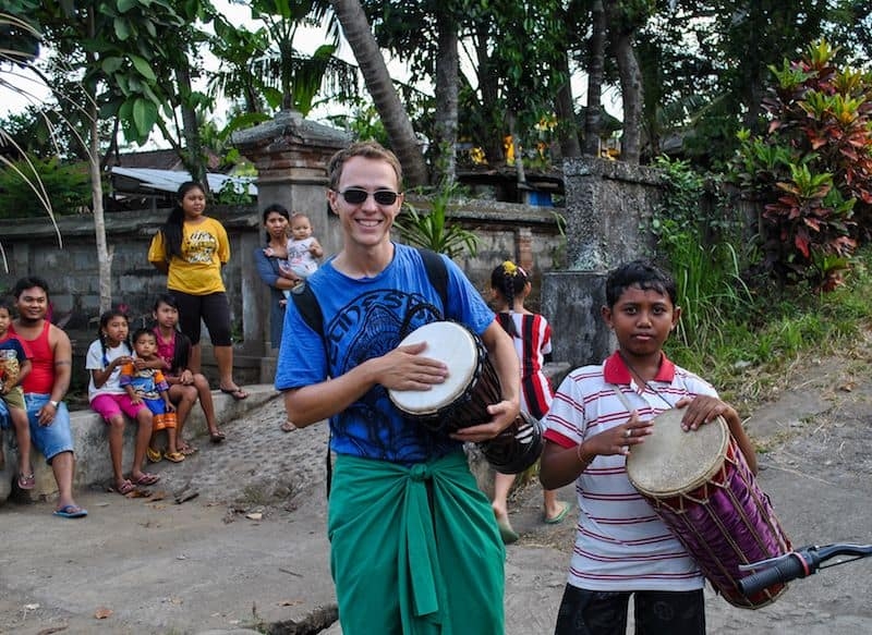 Djembe Drums Bali