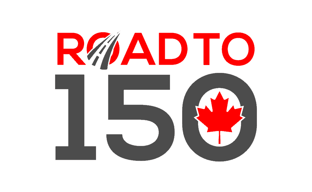 Canada Road to 150