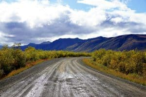 Driving Dempster Highway