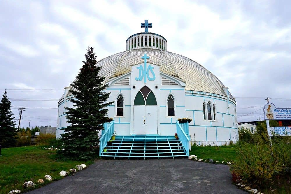 Igloo Church Inuvik