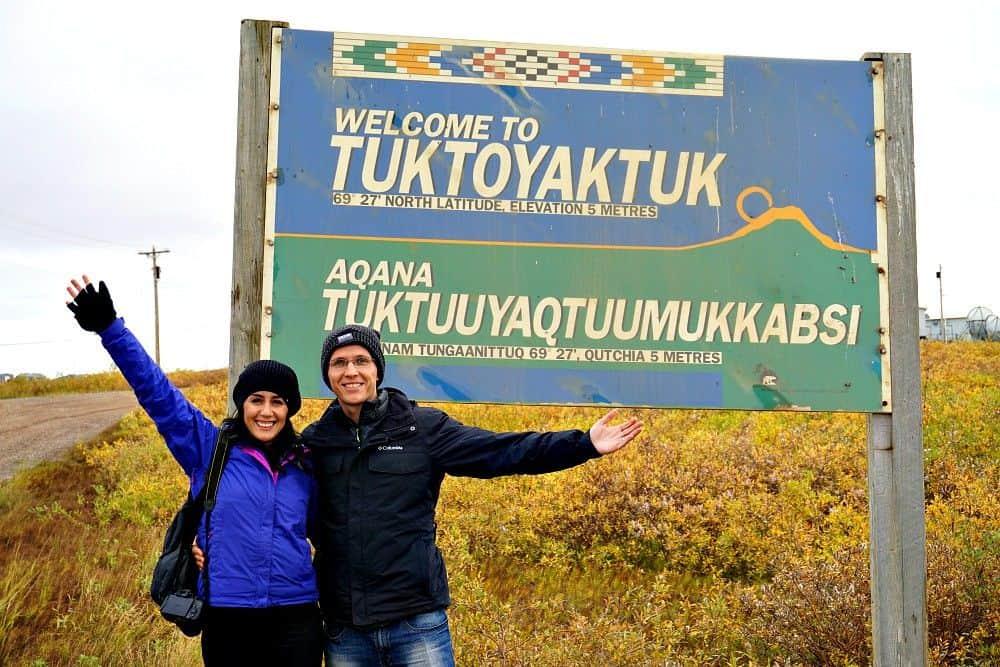 Visiting Tuktoyaktuk