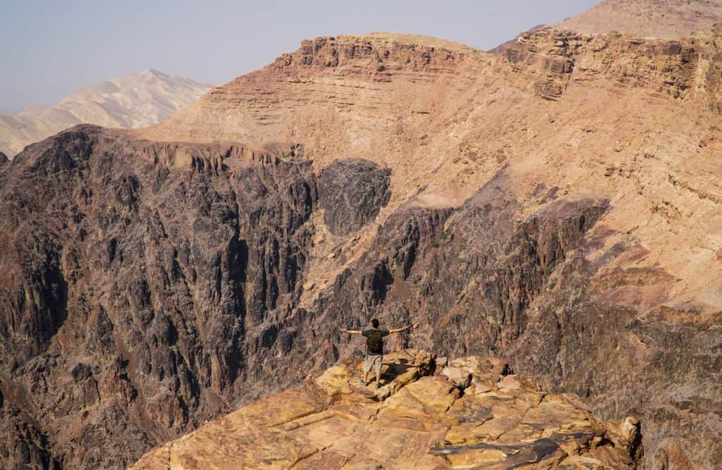 petra tours hiking