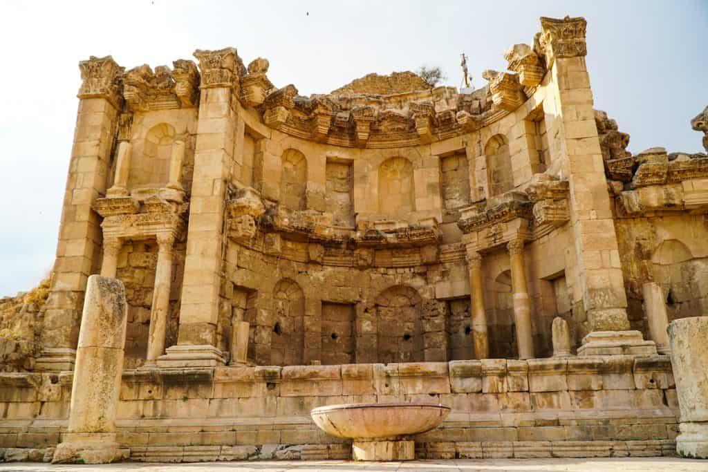 things to see in jordan