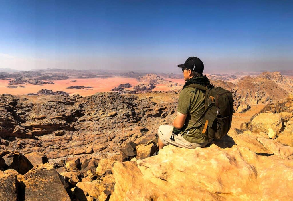 weather in wadi rum