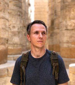 Exploring Egypt with Matthew Bailey