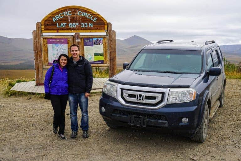 Canada Road Trip to the Artic